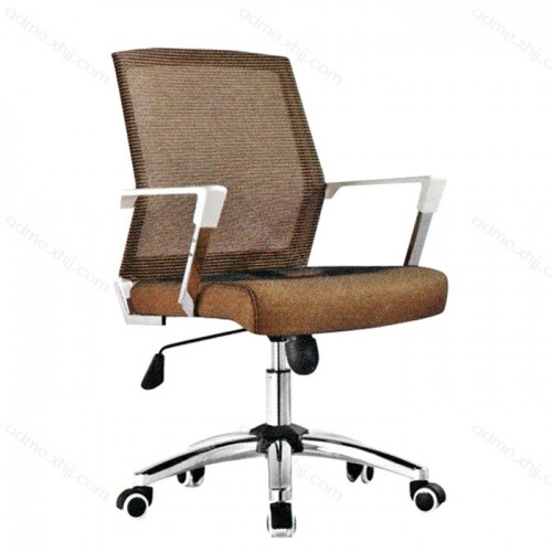 厂家促销升降旋转网布职员办公椅 07