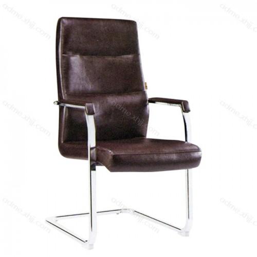 职员真皮办公椅 弓形电脑椅价格 11