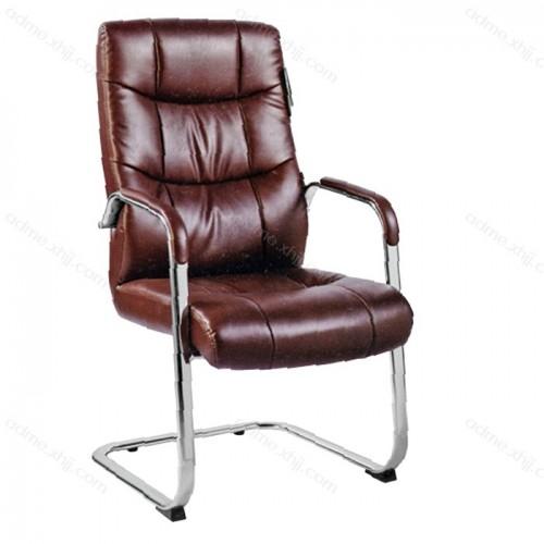 办公家具职员椅 真皮弓形椅批发 12