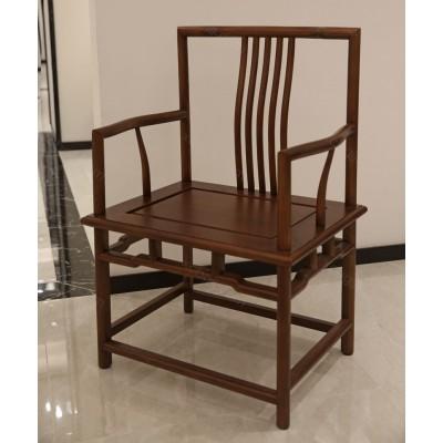 新中式实木圈椅围椅 可定制尺寸01