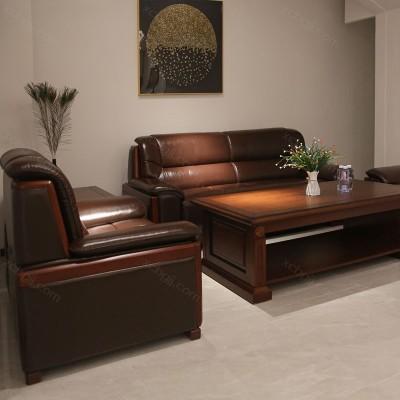 办公室办公沙发  组合办公沙发厂家 03
