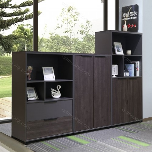 办公室矮柜书柜组合板式资料档柜价格6024