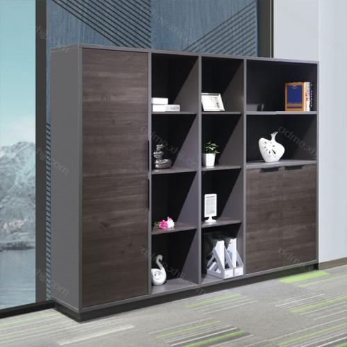 办公文件柜书柜板式展示柜供应商6023