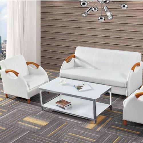 办公沙发 休闲真皮沙发规格定制658