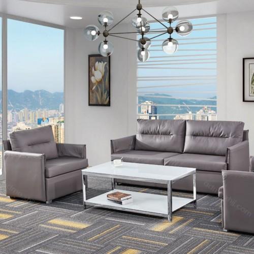 商务接待室会客沙发促销厂家8802