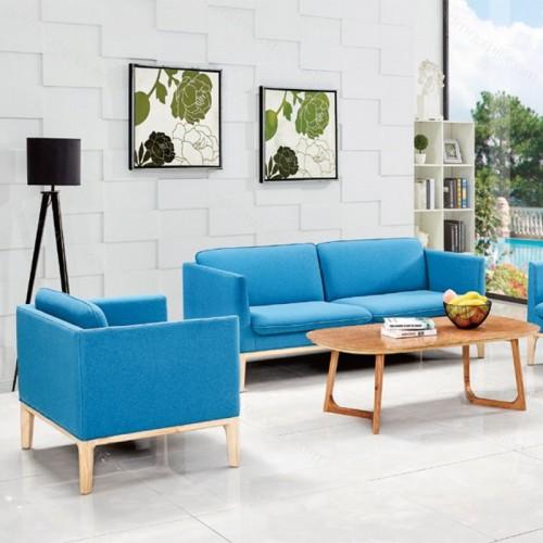 北欧现代接待沙发会客沙发生产厂家501