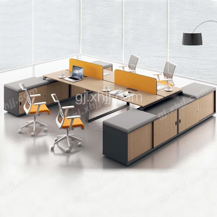 厂家直销板式办公屏风办公桌