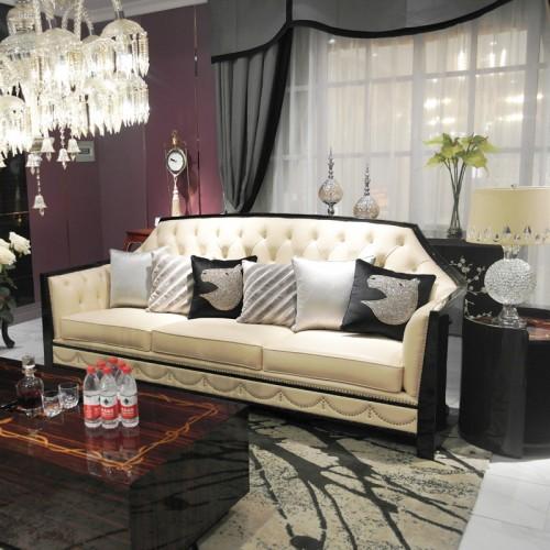 阿斯娜现代轻奢沙发03
