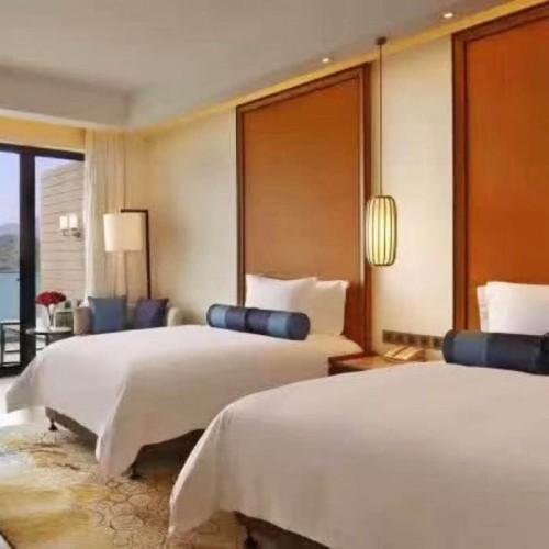 简约风格套房家具 酒店油漆家具价格 51#