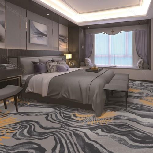 酒店工程地毯超价格2F7545G01
