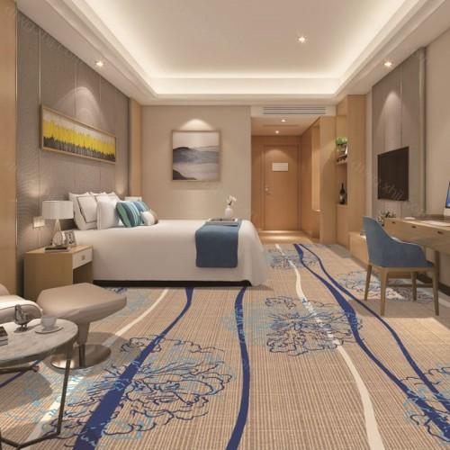 酒店工程地毯效果图3C4726G01