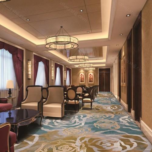 酒店公共区域地毯促销PG01-V8634