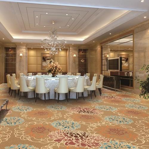 会所酒店地毯设计效果图 1F8988G01