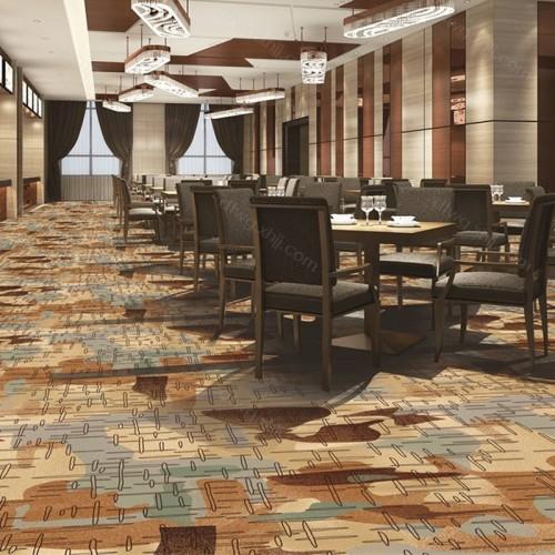 酒店公共餐厅地毯批发 1F9451G01