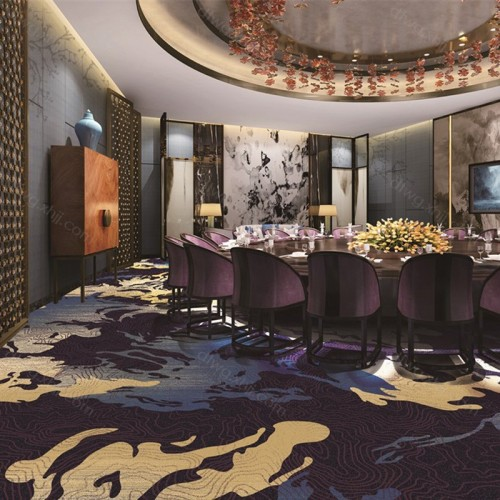 酒店餐厅区奢华地毯尺寸5F2590G02-6H
