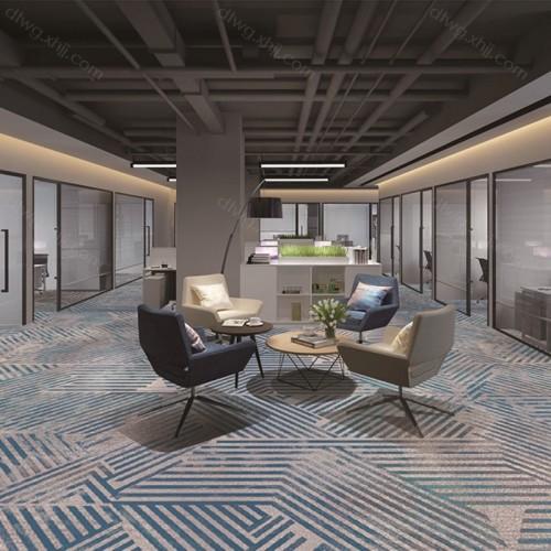 办公休闲区创意地毯5Q592G01