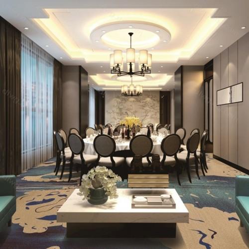 酒店餐厅地毯生产PG01-1V7688