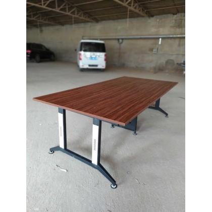 铁架会议桌
