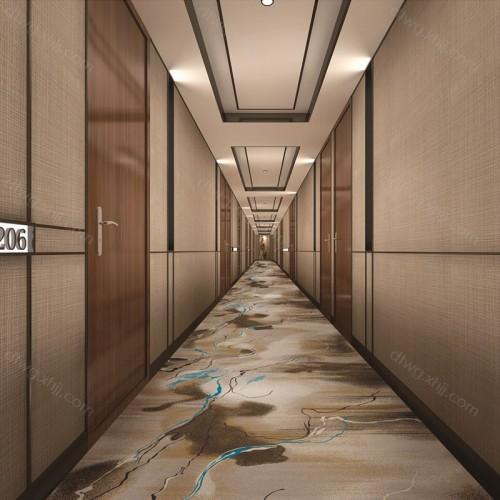 酒店走廊地毯批发Z9951G01
