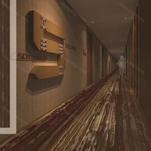 过道走道全满铺地毯R6741G01