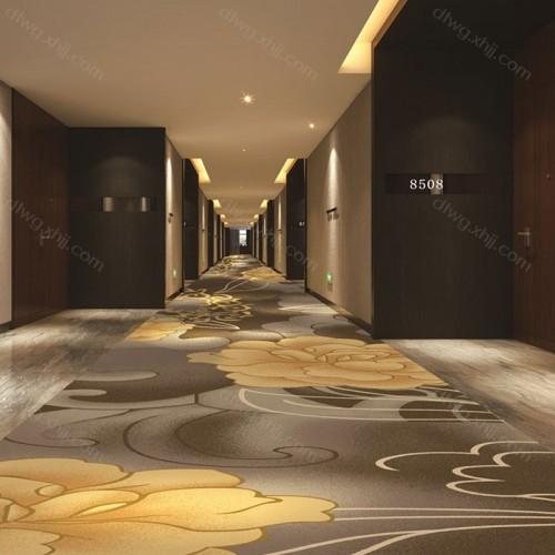酒店地毯 印花满铺地毯5V610G01