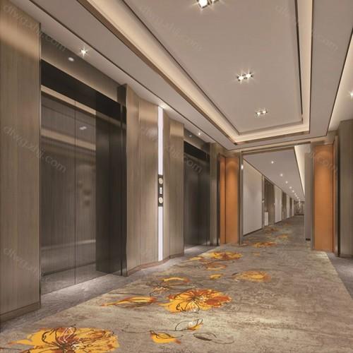 专业定制酒店地毯R6696G01