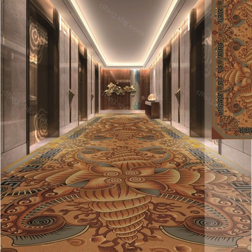 工程酒店高档地毯Z10455G01