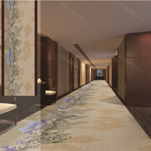 酒店大厅走廊地毯PG01-Y6934