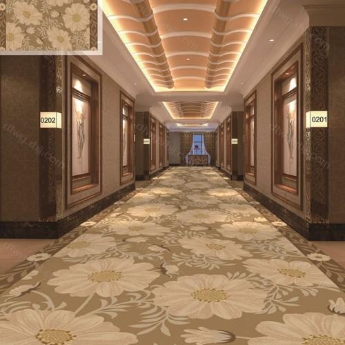 新款酒店过道地毯满铺R5868G01