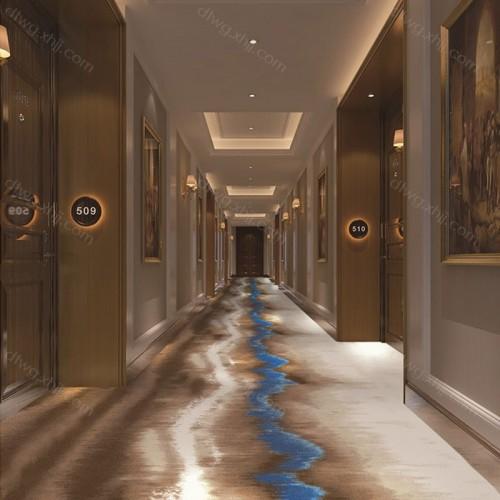 防滑可定制可裁剪走廊地毯R6732G01