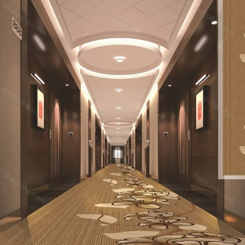 酒店工装满铺定制地毯R6349G01