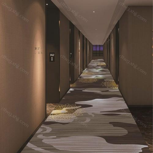 定制酒店宾馆地毯价格R6411G01