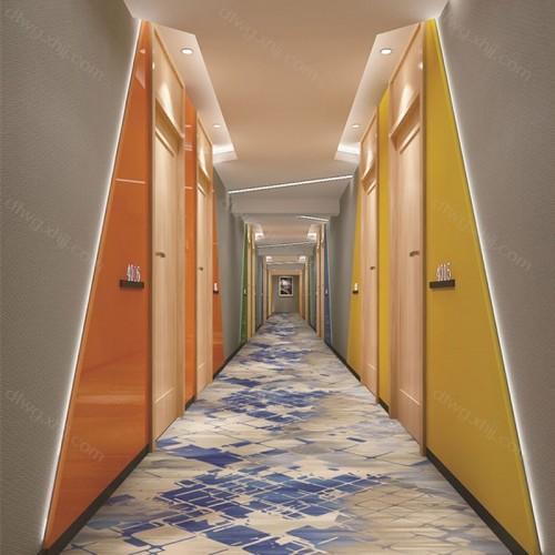 高端现代宾馆酒店地毯5F3088G01