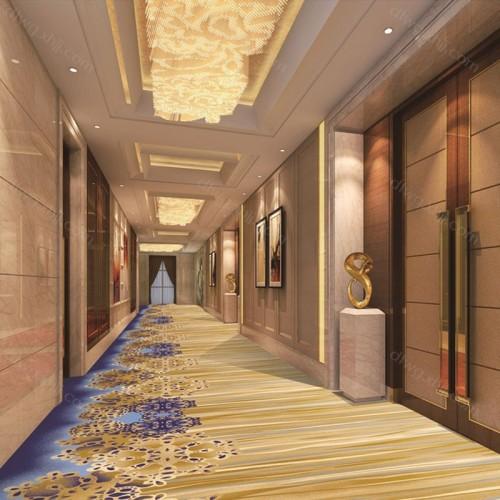 宾馆走廊过道地毯生产PG01-1V7386