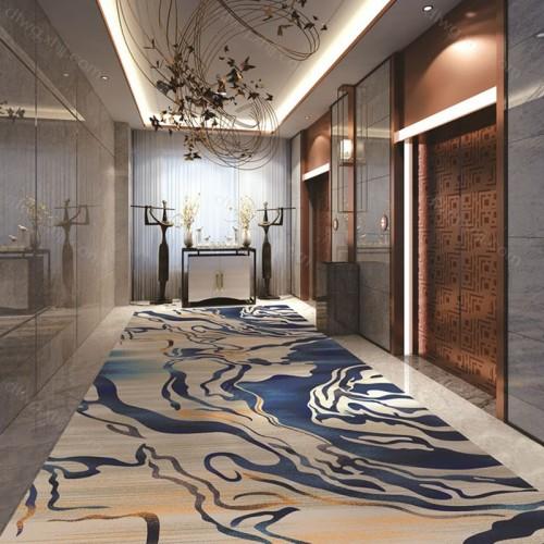 定制高档酒店走廊地毯1F8899G01