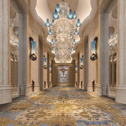 波西米亚酒店走廊地毯6H020G01