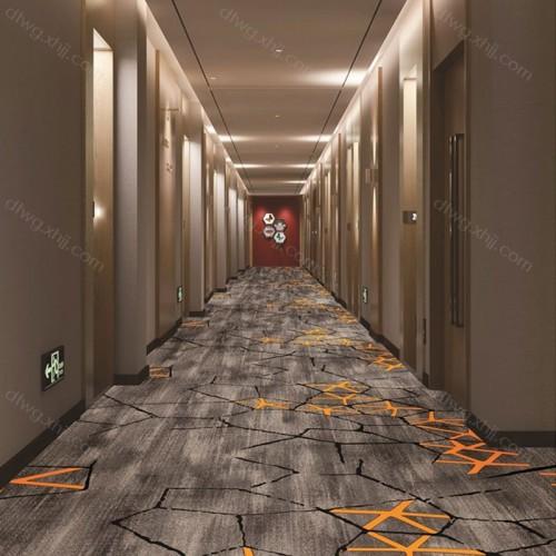 酒店地毯工程毯定制R6382G01