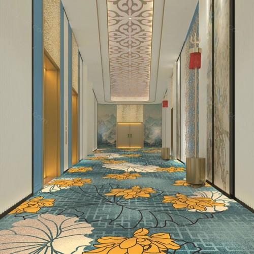 印花地毯 环保地毯1K6496G01