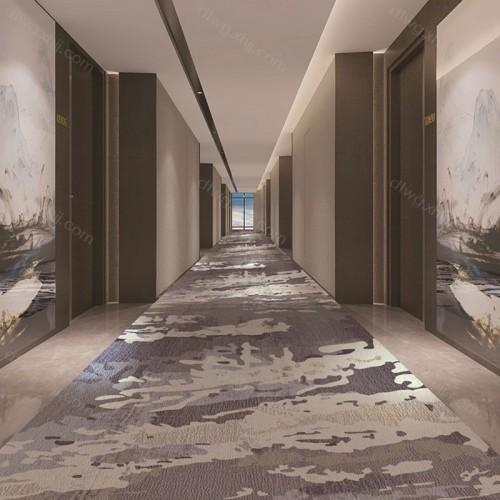 现代走廊地毯 酒店环保地毯3N2155G01