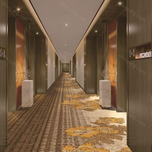 酒店走廊地毯定做R6599G01