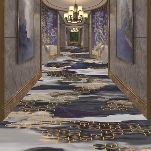 酒店走廊地毯质量怎么样R6275G01