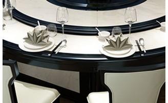 香河富源酒店餐桌椅品牌文化