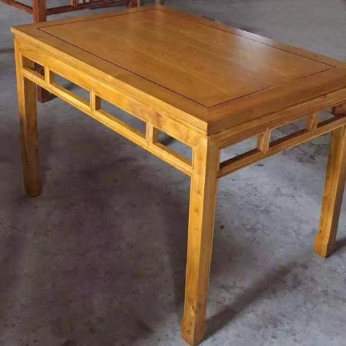 明清家具仿古长餐桌价格优惠19