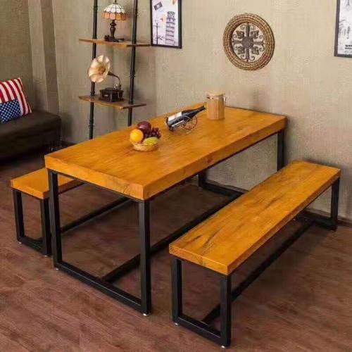 采购批发现代餐桌椅组合20