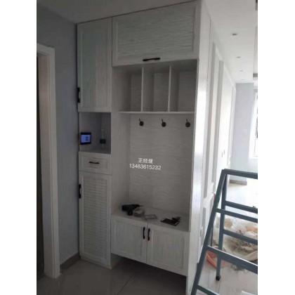 全铝家具 厂家定制门厅柜批发采购