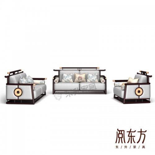 厂家直销客厅中式沙发组合沙发 01