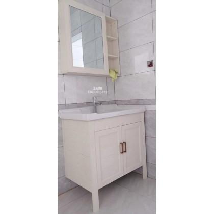 全铝家居 全铝工厂定制浴室柜