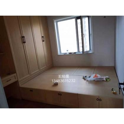 全铝定制榻榻米床衣柜一体式家具厂家销售