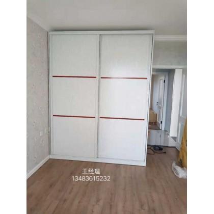 全铝家具 厂家定制全铝推拉门衣柜