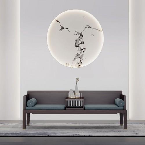 现代中式风格家具品牌 简约罗汉床 37#